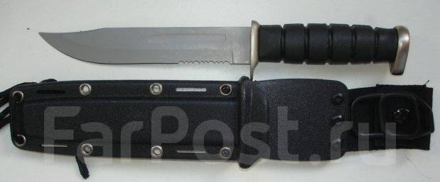 Копия ножа kabar запасные ножи mora ice