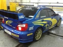 Спойлер. Subaru Impreza WRX, GDA, GDB Subaru Impreza WRX STI, GDB