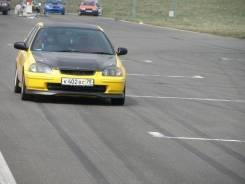 Накладка на бампер. Honda Civic, EK9, EK3, EK2, EK4