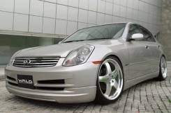 Обвес кузова аэродинамический. Nissan Skyline, V35. Под заказ