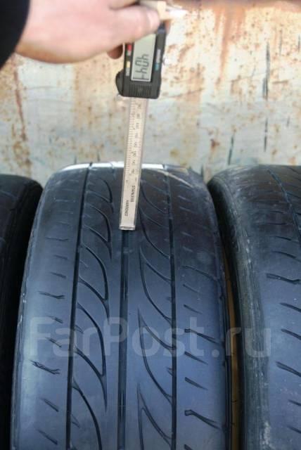 Dunlop Lemans LM703, 215/45 17. Летние, износ: 20%, 4 шт