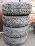 Продам отличный комплект резины Bridgestone A|T на литье 275/70R15. новый