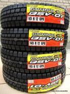 Dunlop DSV-01. Всесезонные, 2014 год, без износа, 4 шт