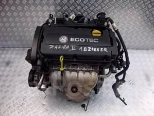Двигатель в сборе. Opel Zafira Двигатель Z18XER