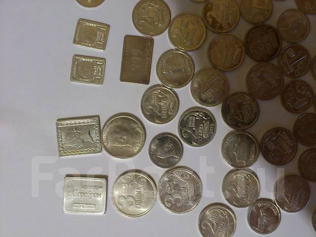 Серебряные жетоны альбом для монет биметаллические юбилейные и памятные монеты россии
