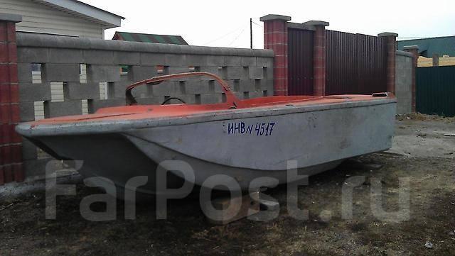 катера и лодки в иркутске б у