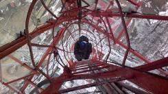 Высотные работы Промышленные альпинисты Высотники