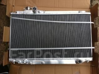 Радиатор охлаждения двигателя. Toyota Supra, JZA80 Двигатели: 1JZGTE, 2JZGTE