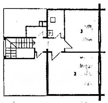Дом в с. Турий-Рог оз. Ханка. Советская 8, р-н центр, площадь дома 80 кв.м., скважина, электричество 8 кВт, отопление твердотопливное, от частного ли...