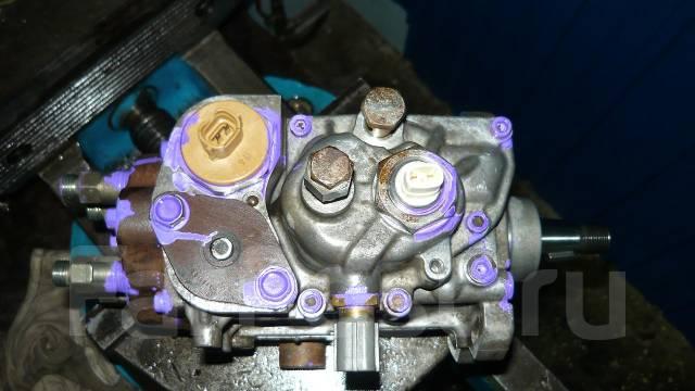 Ремонт и настройка топливных насосов высокого давления и форсунок.