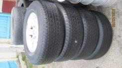 Bridgestone Dueler H/T D840. Летние, 2008 год, износ: 40%, 4 шт