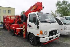 Hyundai HD78. Новый с вышкой Novas 350Q-L, 3 907 куб. см., 30 м.
