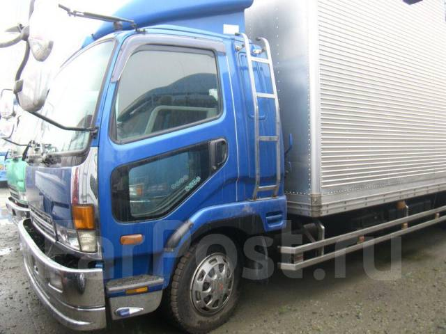 Mitsubishi Fuso Fighter. Продам фургон MCC Fuso, 7 500 куб. см., 7 000 кг.