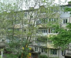 2-комнатная, улица Космонавтов 27. Тихая, агентство, 43,0кв.м. Вид из окна днем