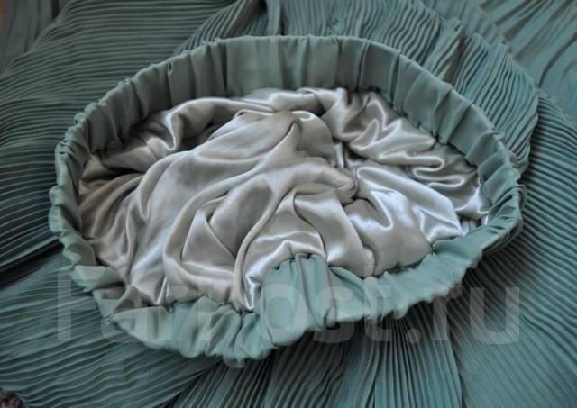 Обработать плиссированную юбку
