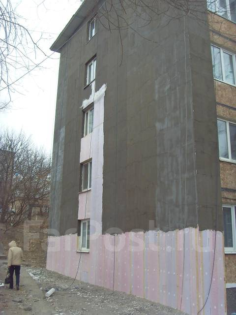 "Утепление стен. ООО""Град-Сервис"" Рекомендации +Цены."