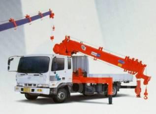 Kanglim KS1256G-II. Крановая установка Kanglim KS 1256 G-II новая!, 7 000 кг. Под заказ