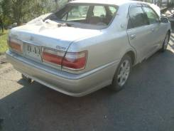Задняя часть автомобиля. Toyota Crown, JZS175 Двигатель 2JZFSE
