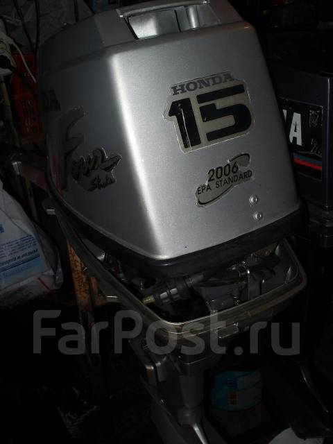 лодочный мотор honda хабаровск