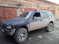 Шноркель. Isuzu Rodeo Isuzu Wizard Opel Frontera