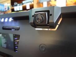 Рамка под гос номер с камерой заднего вида, с диодной подсветкой.