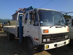 Nissan Diesel Condor. Продам бортовой грузовик с краном, 6 925 куб. см., 5 000 кг.