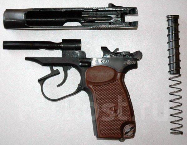 Сертификация травматического пистолета иж-79-9т изделия hand made сертификация