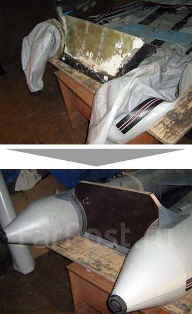 Ремонт надувных лодок ПВХ и РИБов.