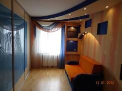 2-комнатная, улица Хабаровская 4б. Первая речка, частное лицо, 50,0кв.м. Комната