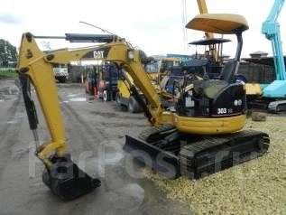 Caterpillar 303CR. Продается экскаватор , 2004 г. в., 0,15куб. м.