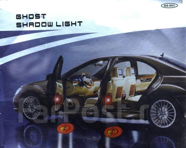 Лазерная проекция логотипа авто на 2 двери mitsubishi. Mitsubishi: Delica, Bravo, Lancer, Mirage, Minica, Minicab