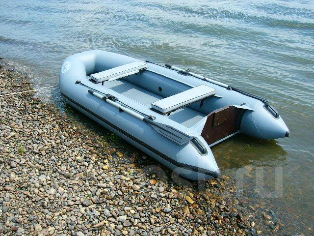 лодки с аирдеком