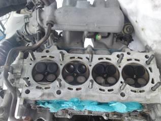 Двигатель в сборе. Mazda Familia S-Wagon, BJFW Двигатели: FSZE, FS