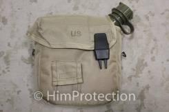 Армейская оригинальная фляга в термочехле на две кварты. США.