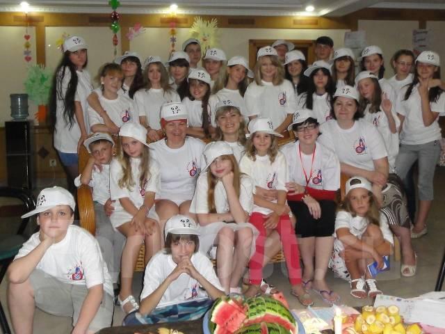 Детский лагерь «Весёлая Панда». г. Далянь. Компенсация 8-10 тыс. р.