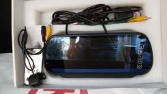 Монитор с подключаемой камерой заднего вида