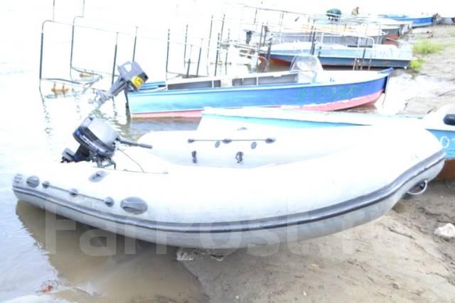 лодка фрегат иркутск