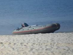 Навигатор. Год: 2009 год, длина 380,00м., двигатель подвесной, 30,00л.с., бензин