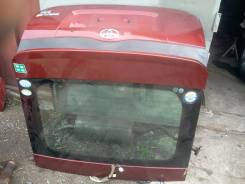 Крышка багажника. Toyota Prius, NHW20 Двигатели: 1NZFXE, 1NZ