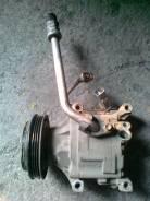 Компрессор кондиционера. Toyota Allex, NZE121 Двигатель 1NZFE