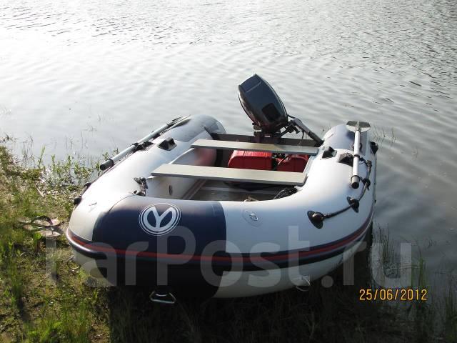 лодка yamaha 360s