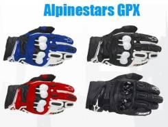 Мото перчатки Alpinestars. Мото экипировка.