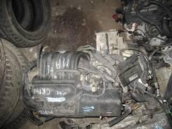 Двигатель в сборе. Nissan Cube, BZ11 Nissan March Двигатель CR14DE