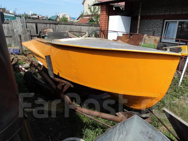 лодка казанка для подвесного мотора