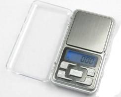 Ювелирные цифровые весы мини 200g/0.01g