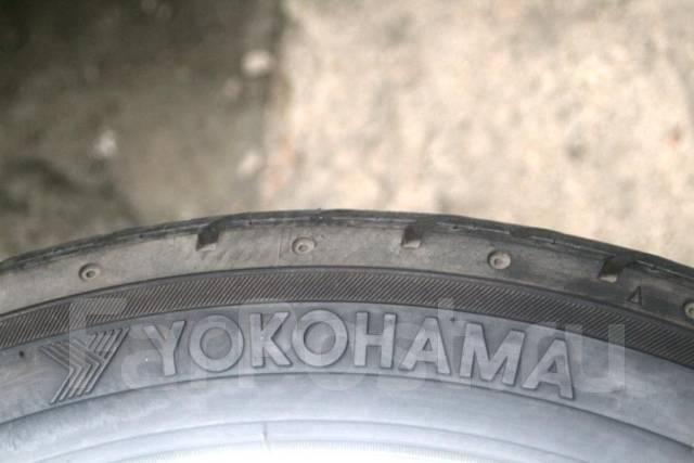 Yokohama DNA GP Grand prix, 255/40 17. Летние, износ: 5%, 2 шт