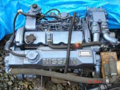 Nissan Marine. 4х тактный, дизель, Год: 2003 год