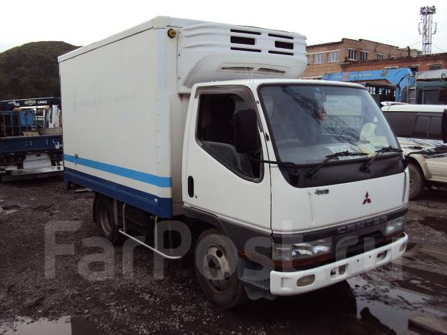 Mitsubishi Canter. MMC Canter 2000г. Б/П. 4WD, Рефрижератор -30 + 20, 4 200 куб. см., 2 000 кг.