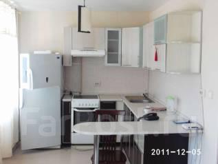 1-комнатная, улица Мыс Чумака 1а. Первая речка, частное лицо, 40 кв.м. Кухня