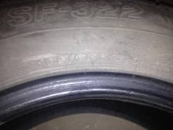 Bridgestone SF322, 195/65 R17. 30 %